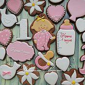 Сувениры и подарки ручной работы. Ярмарка Мастеров - ручная работа Детский подарочный набор. Handmade.
