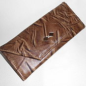 Сумки и аксессуары handmade. Livemaster - original item Women`s wallet genuine leather