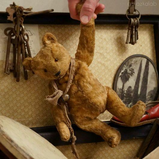 Мишки Тедди ручной работы. Ярмарка Мастеров - ручная работа. Купить Friend from a chest. Handmade. Мишка тедди