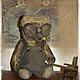 Мишки Тедди ручной работы. Заказать Поиграем в самолет?. Плюшевые истории Светланы. Ярмарка Мастеров. Мишки, Плюшевый мишка