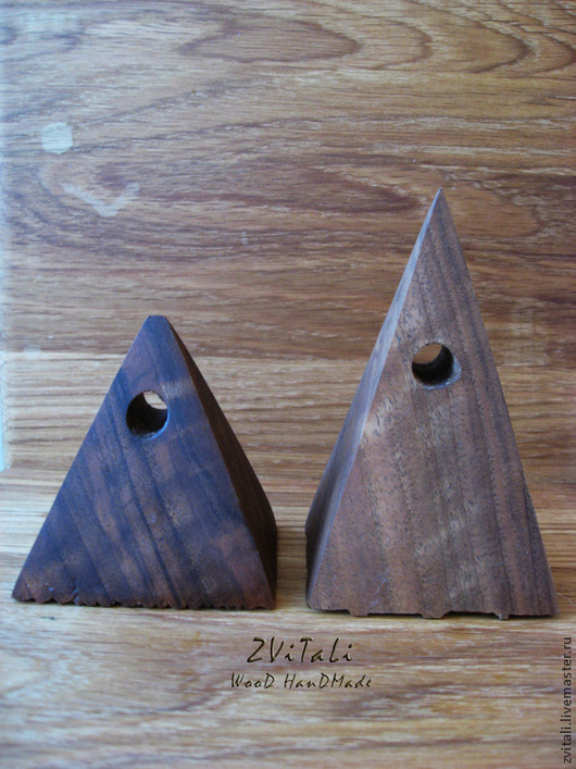 ПИРАМИДКА - Пряничные штампы для теста. Размер штампа - 6,5х7 см.  Высота пирамидки 7 - 11 см.