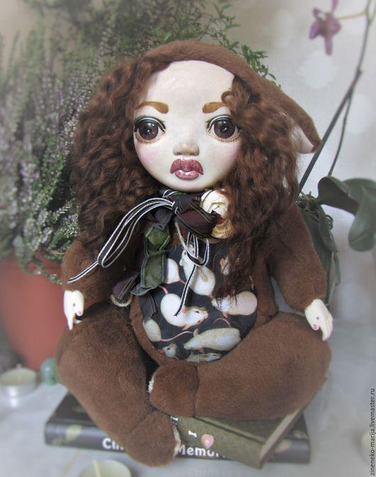 Teddy doll мышка (collection fairytale escaper)