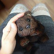 Куклы и игрушки ручной работы. Ярмарка Мастеров - ручная работа Маленький медведь. Handmade.