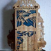 Для дома и интерьера ручной работы. Ярмарка Мастеров - ручная работа Шкафчик. Handmade.