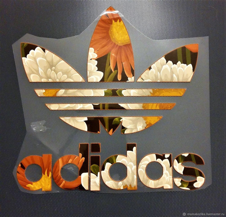 """Термотрансфер """"Adidas"""", Термотрансферы, Москва,  Фото №1"""