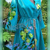 Одежда handmade. Livemaster - original item Tunic dress
