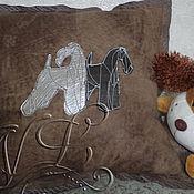 Для дома и интерьера handmade. Livemaster - original item Bag of natures. leather