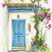 Pictures handmade. Livemaster - original item Watercolour