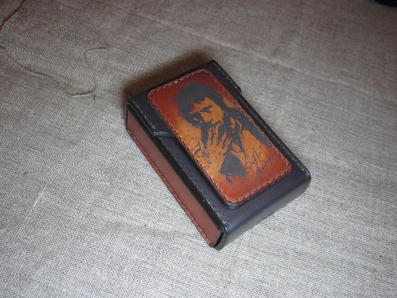 Cigarette case (sigaretta). Vladimir Semenovich, Case, Nizhnij Tagil,  Фото №1