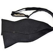 Ties handmade. Livemaster - original item Sambas black