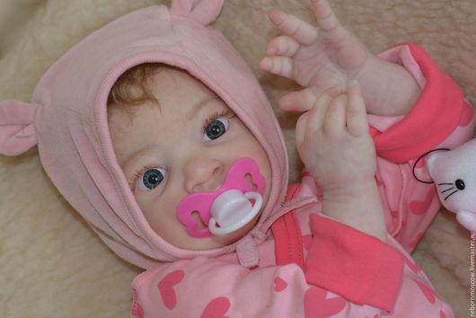 Куклы-младенцы и reborn ручной работы. Ярмарка Мастеров - ручная работа. Купить кукла реборн Ладушка. Handmade. Бежевый, молд