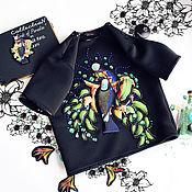 Одежда handmade. Livemaster - original item top neoprene