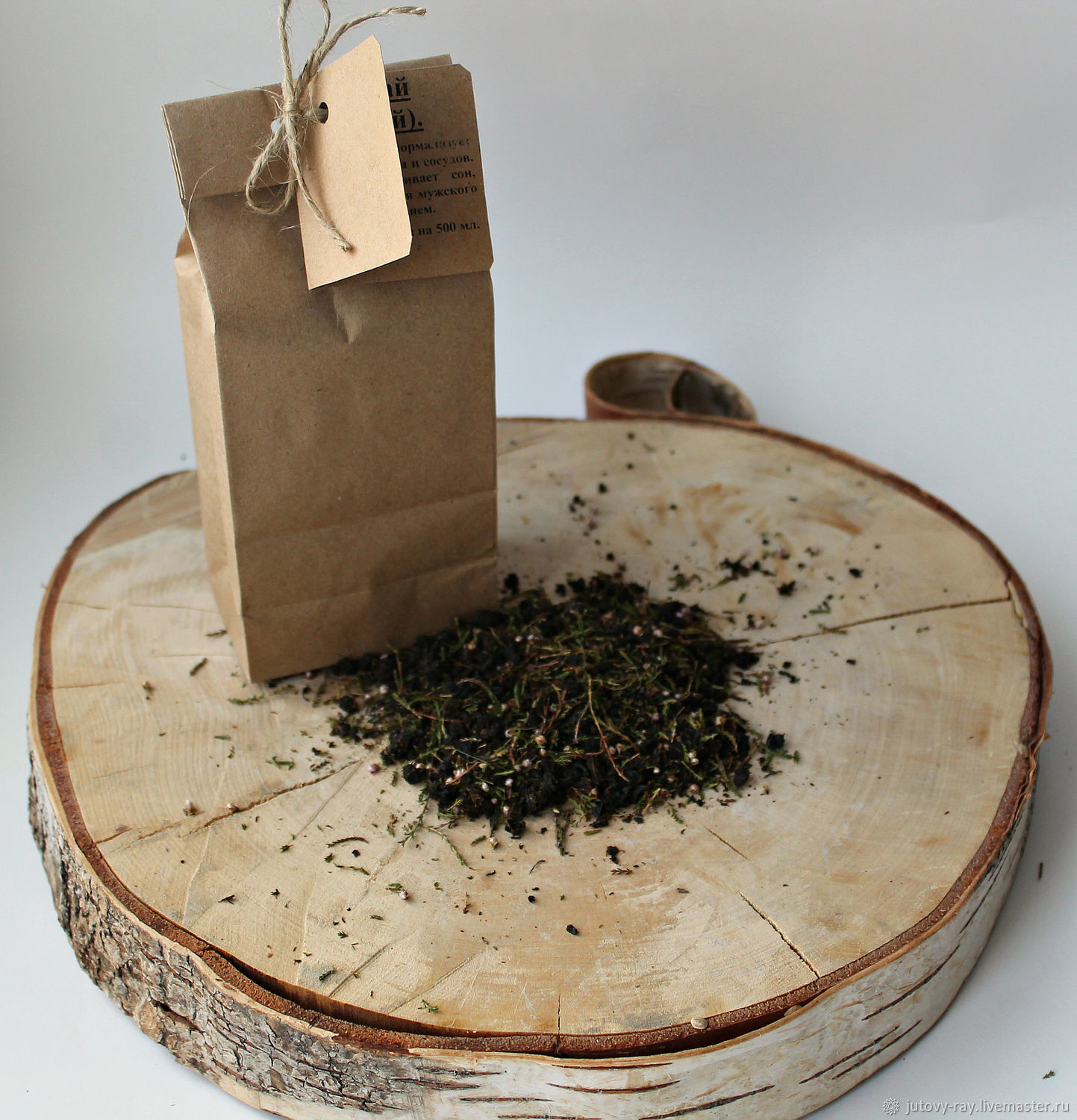 New! Medicinal Ivan tea with forest Heather (fermented), Plants, Vologda,  Фото №1