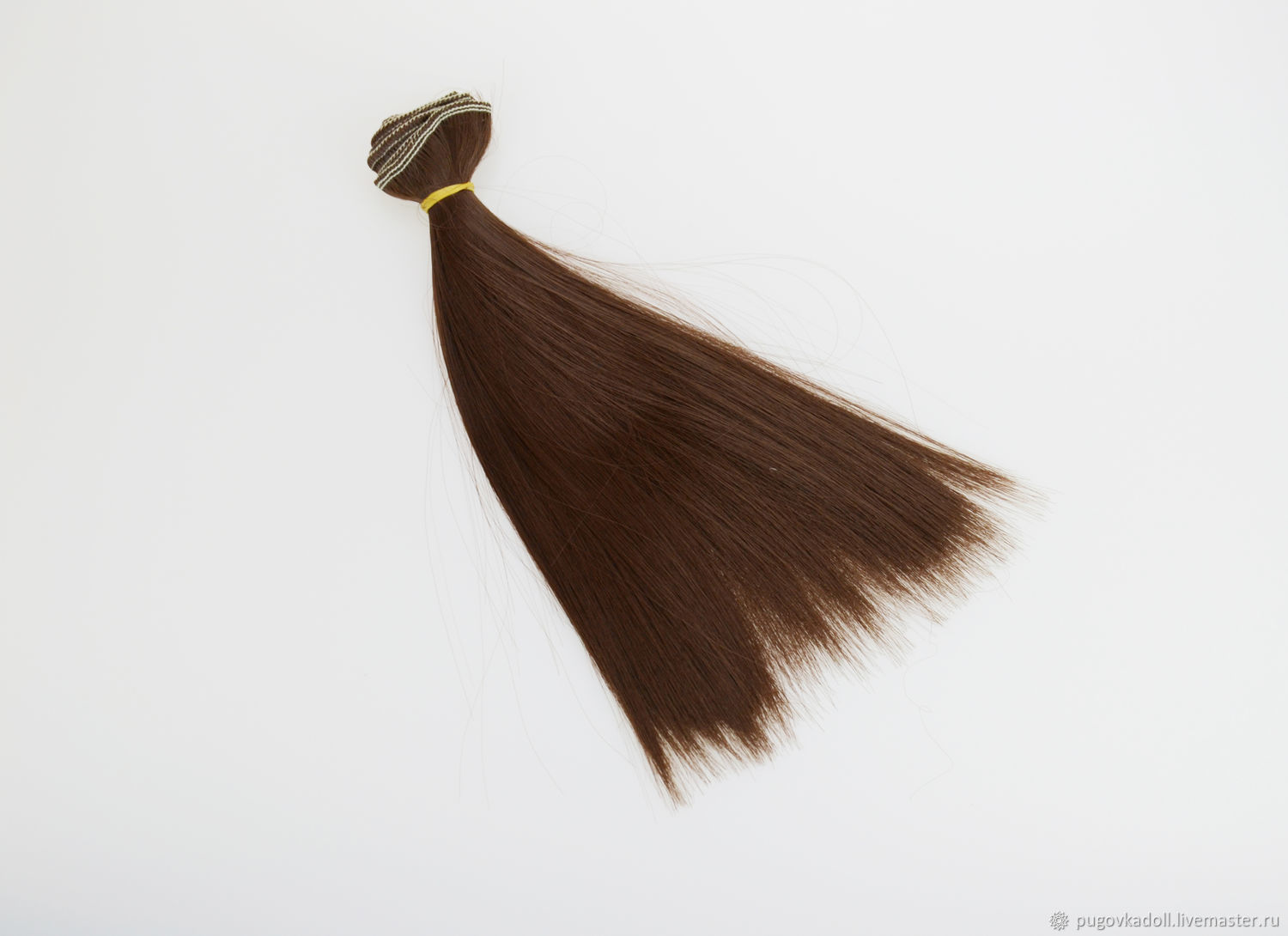 Hair for dolls 20 cm, Doll hair, Moscow,  Фото №1