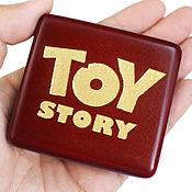 Музыкальные инструменты handmade. Livemaster - original item Toy story music box