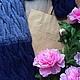 """Кофты и свитера ручной работы. Заказать Вязаный кардиган """"Косы"""". Otkosova_Knitwear (otkosova). Ярмарка Мастеров. Кардиган женский, градиент"""