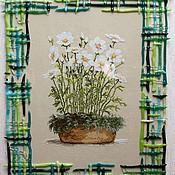 Сувениры и подарки ручной работы. Ярмарка Мастеров - ручная работа Рамка для вышитых картин и фото. Handmade.