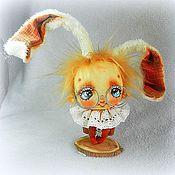 """Куклы и игрушки ручной работы. Ярмарка Мастеров - ручная работа Заюня """"Я у мамы умница"""". Handmade."""