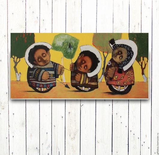 Натюрморт ручной работы. Ярмарка Мастеров - ручная работа. Купить Наша жизнь прекрасна. Handmade. Бежевый, масляные работы, символизм