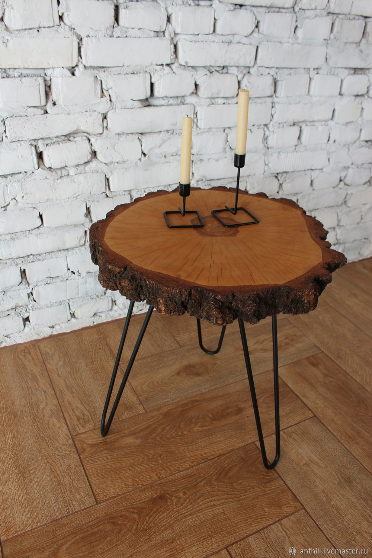 Стол лофт, Столы, Базарный Сызган,  Фото №1