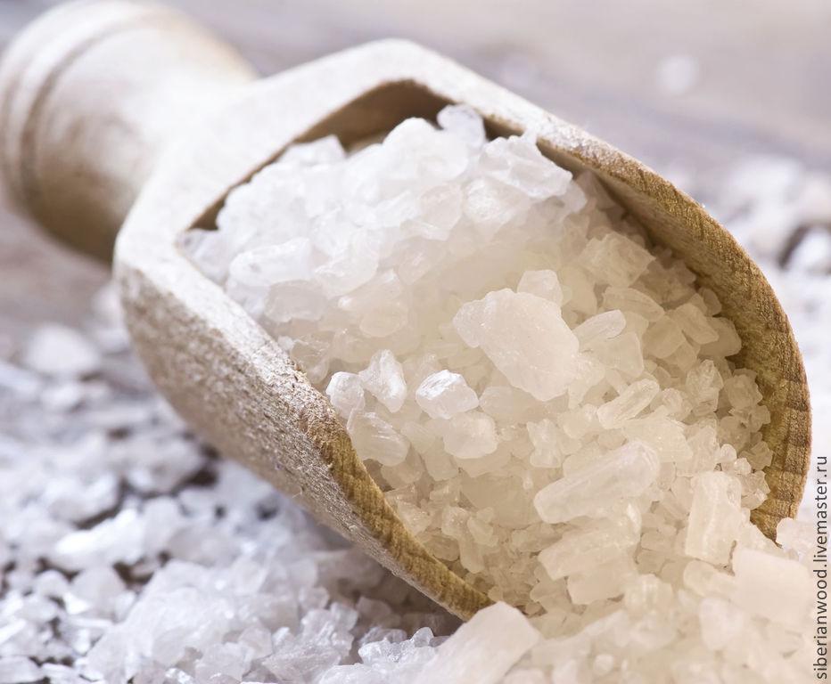 Совочек для соли или специй, соли для ванн, кофе и др. #SC1, Ложки, Новокузнецк,  Фото №1
