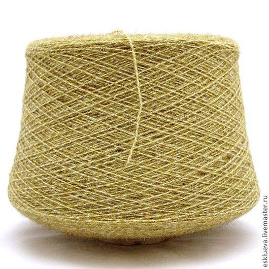 Вязание ручной работы. Ярмарка Мастеров - ручная работа. Купить Пряжа 70% Альпака, 30% Акрил. Италия. Handmade. Пряжа