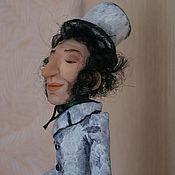 Портретная кукла ручной работы. Ярмарка Мастеров - ручная работа Пушкин А.С.. Handmade.
