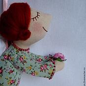 Мягкие игрушки ручной работы. Ярмарка Мастеров - ручная работа Ангел Валюша. Handmade.