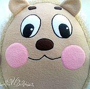 Куклы и игрушки handmade. Livemaster - original item Pillow Hedgehog.. Handmade.