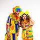 Карнавальные костюмы ручной работы. костюм клоуна,клоунессы. наталья (ppoprct). Ярмарка Мастеров. Клоуны, аниматорский костюм