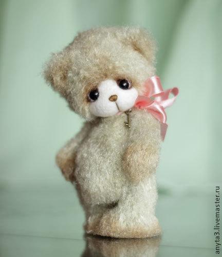 МК (инструкция по вязанию мишки в стиле Тедди) – купить в ...