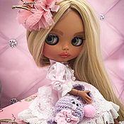 Кастом ручной работы. Ярмарка Мастеров - ручная работа Кукла блайз Blythe - по имени Хлоя. Handmade.