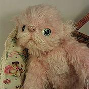 Куклы и игрушки ручной работы. Ярмарка Мастеров - ручная работа Марципанчик (персиковый перс). Handmade.