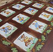 Для дома и интерьера handmade. Livemaster - original item Designer furniture. Tea table