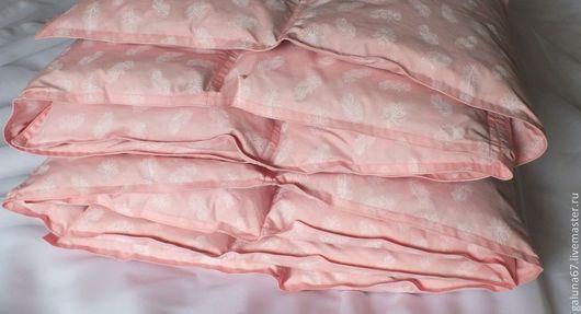 Текстиль, ковры ручной работы. Ярмарка Мастеров - ручная работа. Купить Одеяло пухо-перовое. Handmade. Одеяло, одеяло для взрослого