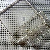 Материалы для творчества ручной работы. Ярмарка Мастеров - ручная работа Акриловый блок для штампов. Handmade.