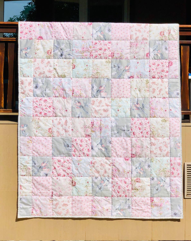Blanket Tenderness of the flower garden, Blanket, Rostov-on-Don,  Фото №1