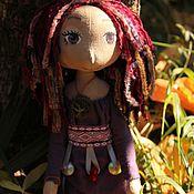 Куклы и игрушки ручной работы. Ярмарка Мастеров - ручная работа Чу-ми и ловец сновидений (резерв). Handmade.