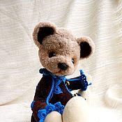 Куклы и игрушки ручной работы. Ярмарка Мастеров - ручная работа Матвейка-Акробат (30 см). Handmade.