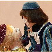 Куклы и игрушки ручной работы. Ярмарка Мастеров - ручная работа Фарфоровые куклы. Ромео и Джульетта. Handmade.