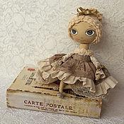 Куклы и игрушки ручной работы. Ярмарка Мастеров - ручная работа Эля Крем-брюле. Handmade.