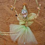 Куклы и игрушки ручной работы. Ярмарка Мастеров - ручная работа Фея луговых снов. Handmade.
