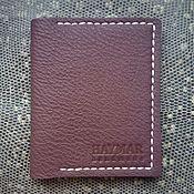 Аксессуары handmade. Livemaster - original item Mini wallet cardholder. Handmade.