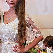 Одежда handmade. Livemaster - original item Wedding dress