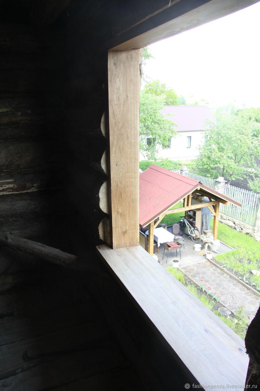 Akasaka, the block Windows and doors from oak, Exterior, Penza,  Фото №1