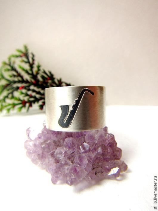 """Кольца ручной работы. Ярмарка Мастеров - ручная работа. Купить Кольцо """"Silver music"""" -серебро 925. Handmade. Кольцо серебряное"""