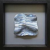 Картины и панно handmade. Livemaster - original item Plate 1. Handmade.