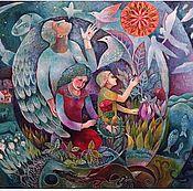 """Картины и панно ручной работы. Ярмарка Мастеров - ручная работа Серия картин """"Спираль"""". Handmade."""