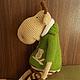 Мишки Тедди ручной работы. Лось Веня (27 см). Тиана Сищук - TeddyZveri. Ярмарка Мастеров. Лось крючком