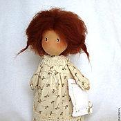 """Куклы и игрушки ручной работы. Ярмарка Мастеров - ручная работа """"Подушка душная, одеяло кусачее..."""" Детка.... Handmade."""